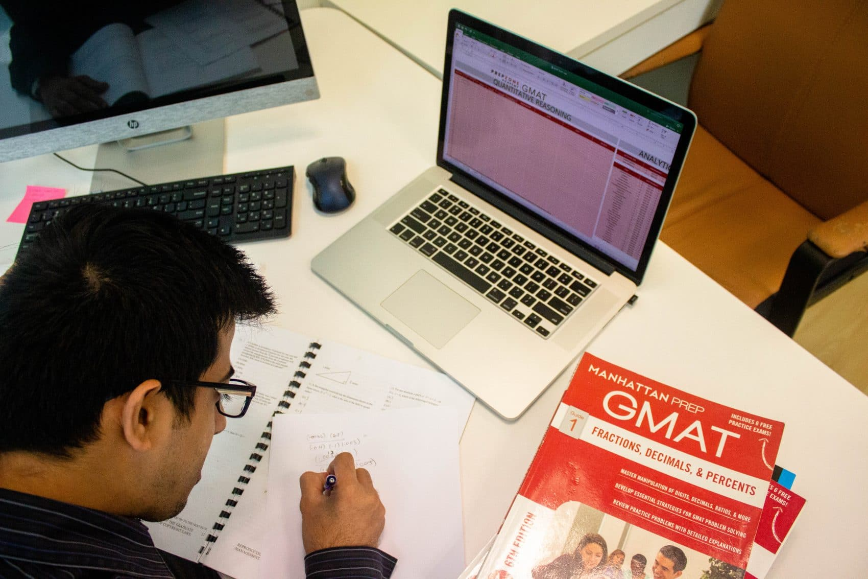 Use this GMAT Error Log to score 700+ on the GMAT
